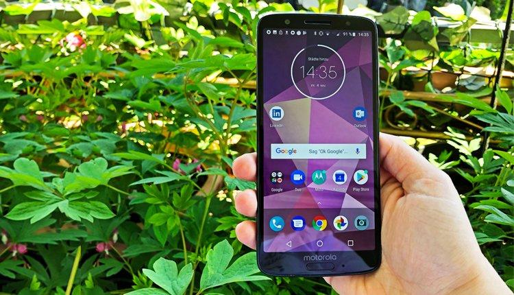 Motorola Moto G6 im Test