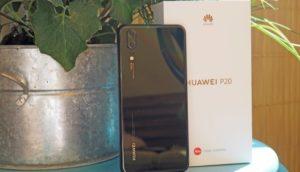 Das neue Huawei P20