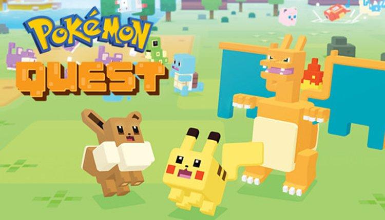 Pokémon Quest kommt für iOS
