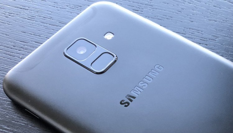 smartphone test samsung a6