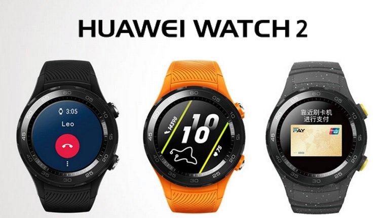 Smartwatch Huawei Watch 2 (2018)