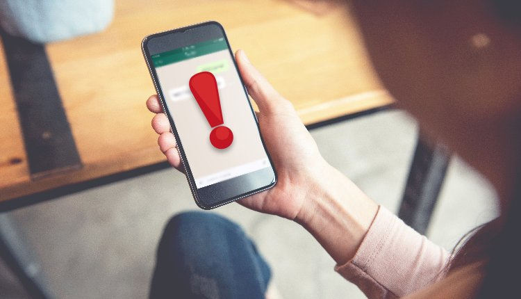 Diese WhatsApp Nachricht bringt Dein Smartphone zum Absturz