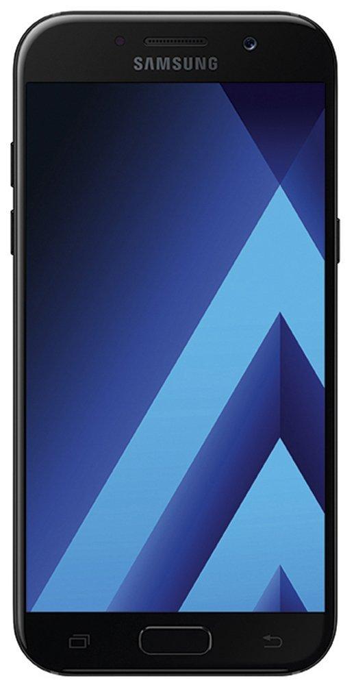 Das Galaxy A5 (2017) von vorne.