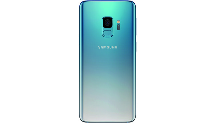 Samsung Galaxy S9 und S9+ in Polaris Blue