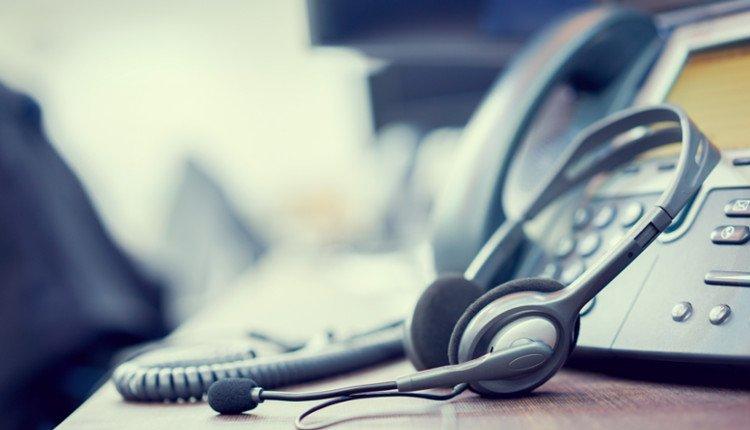 Symbolbild telefonischer Support