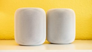 Apple HomePod Stereopaar weiß