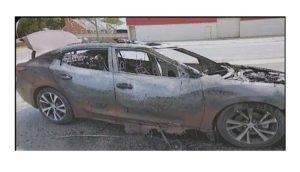 Neuer Akku-Skandal für Samsung: Auto geht in Flammen auf wegen Samsung Galaxy S8 / Galaxy S4