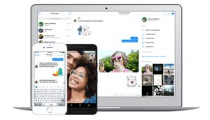Facebook Messenger für verschiedene Geräte
