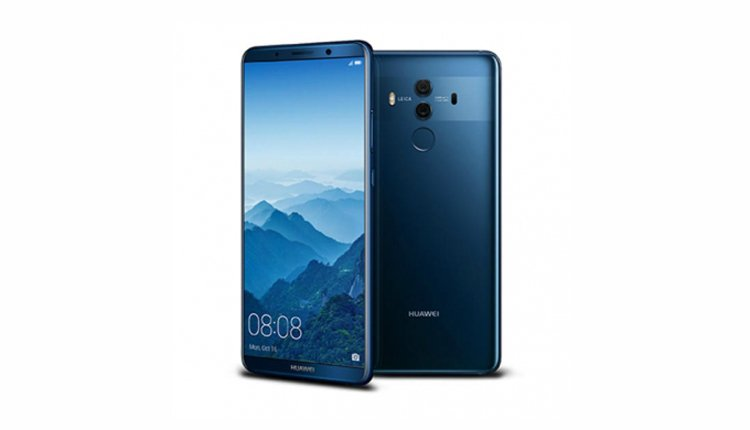 Huawei Mate 10 Pro-NAchfolger, Huawei Mate 20 Pro, soll riesiges Display bekommen