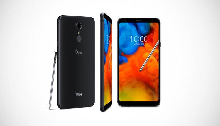 LG hat sein neues LG Q Styles in drei Versionen vorgestellt