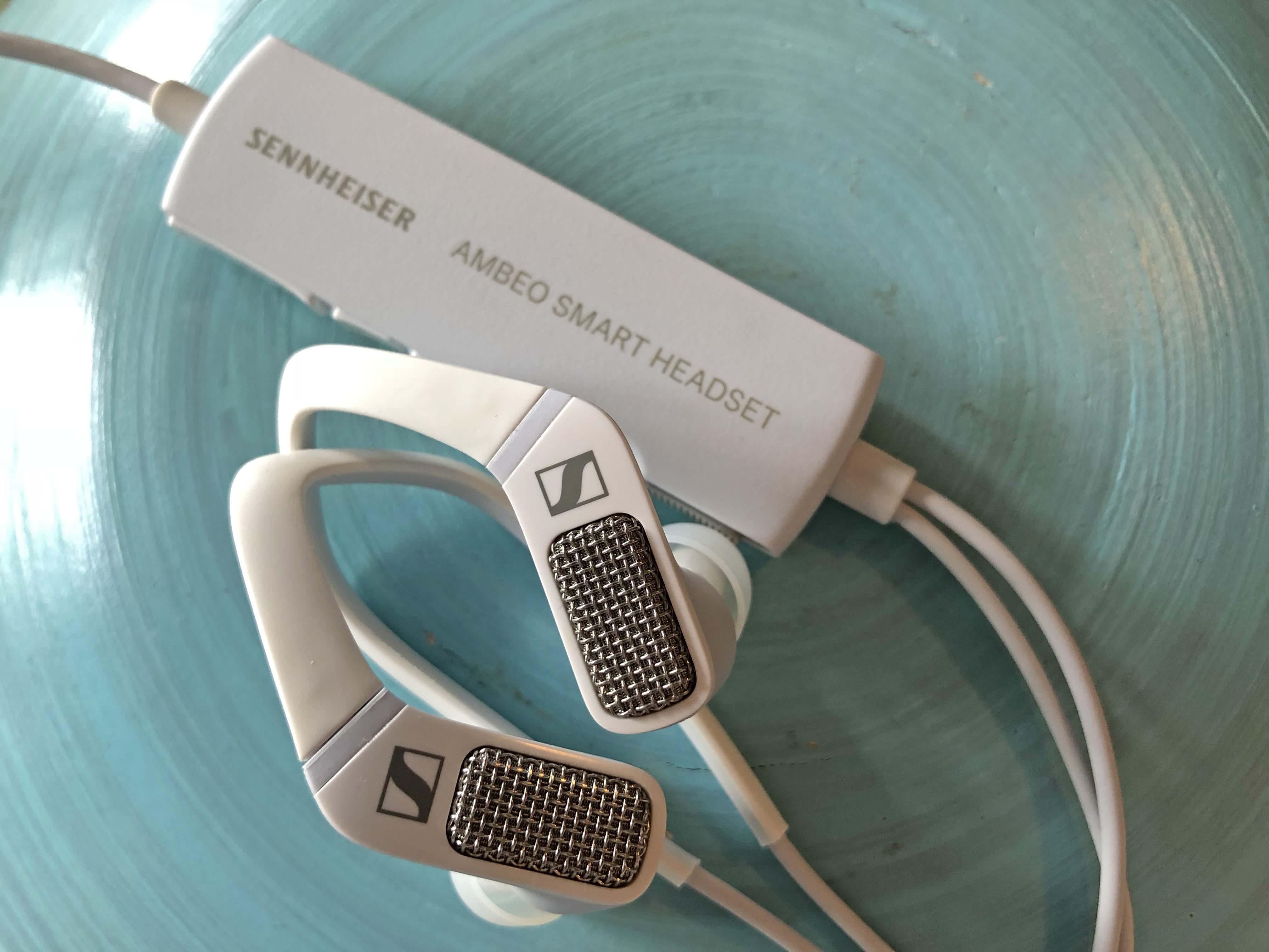 sennheiser ambeo smart headset im test intensiv und. Black Bedroom Furniture Sets. Home Design Ideas