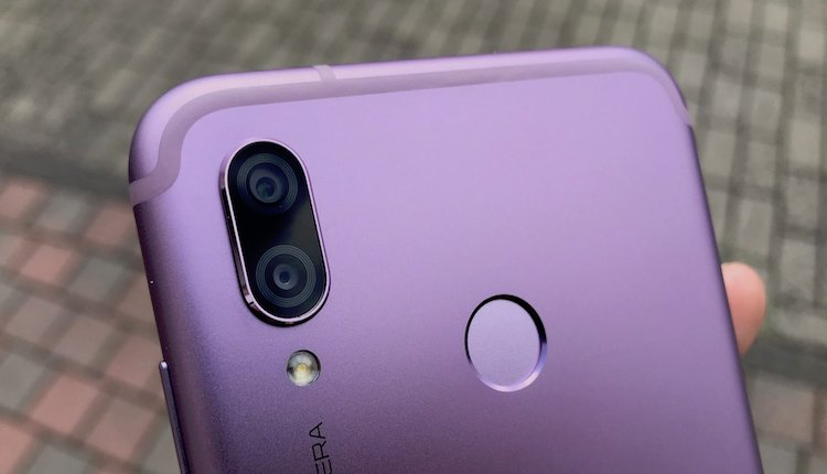 Honor Play Camera / Back