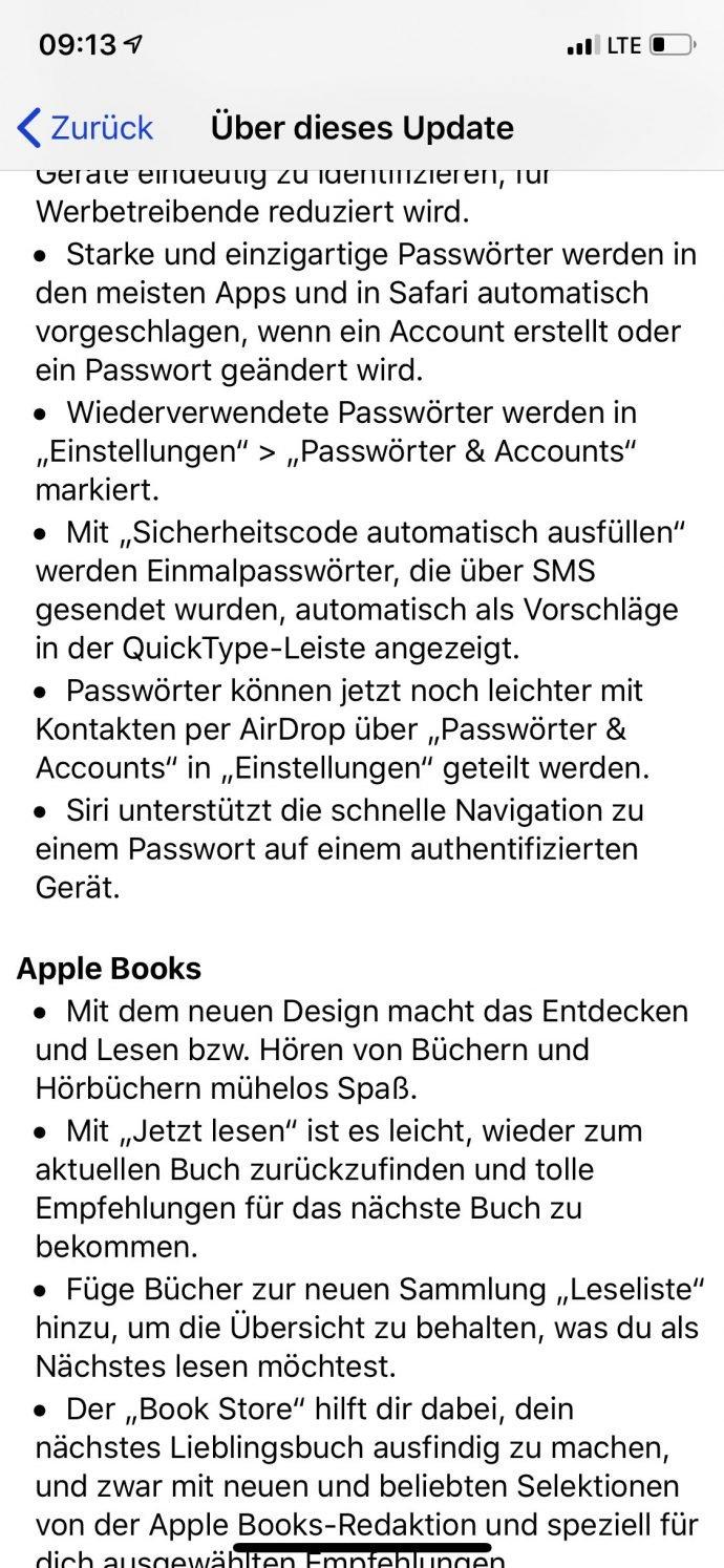 iOS 12 Changelog im Überblick: Alle neuen Features und Funktionen des Apple-Updates