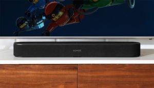 Sonos Beam: Neue kompakte Soundbar von Sonos