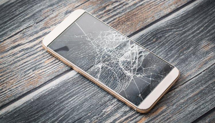 Spider-App: Wenn das handy kaputt ist, wird es oft teuer