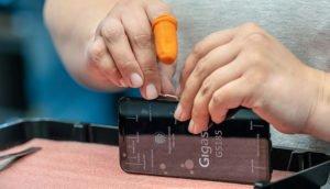 Gigaset GS185 Smartphone-Produktion Bocholt