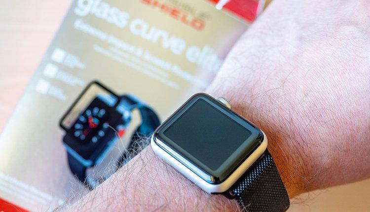 Glass Curve Elite Apple Watch 3