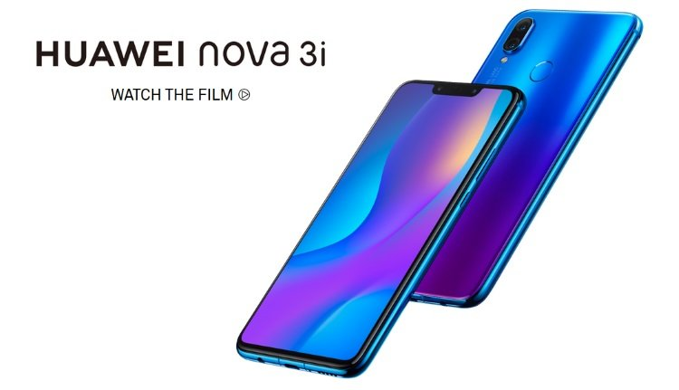 Nova 3i von Huawei