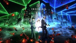 Ingress Anime basiert auf Ingress Prime