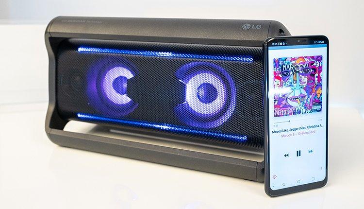 LG PK7 - LG G7 ThinQ