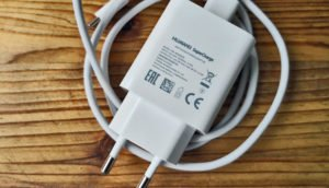 Huawei-Netzteil mit Super Charge