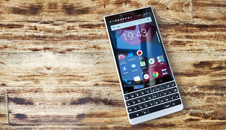 Das Blackberry KEY2 im Test