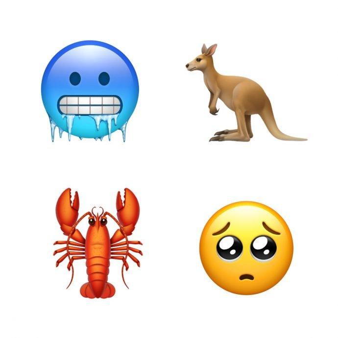 Apple zeigt 70 neue Emojis für iOS 12.1