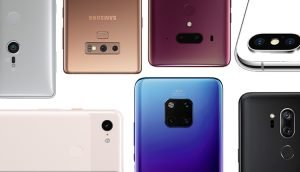 Die besten Smartphone-Kameras 2018 im Überblick