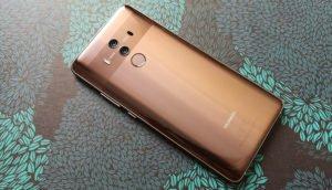Huawei Mate 10 Pro erhält EMUI 8.1 per Update und bringt Superzeitlupe