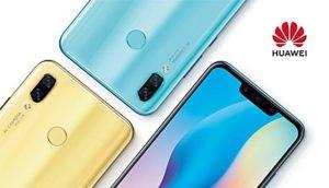 Huawei Nova 3: Erster offizieller Teaser zeigt Farboptionen