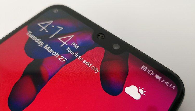Huawei P20 Pro mit Notch: Huawei plant wohl ein Loch im Display