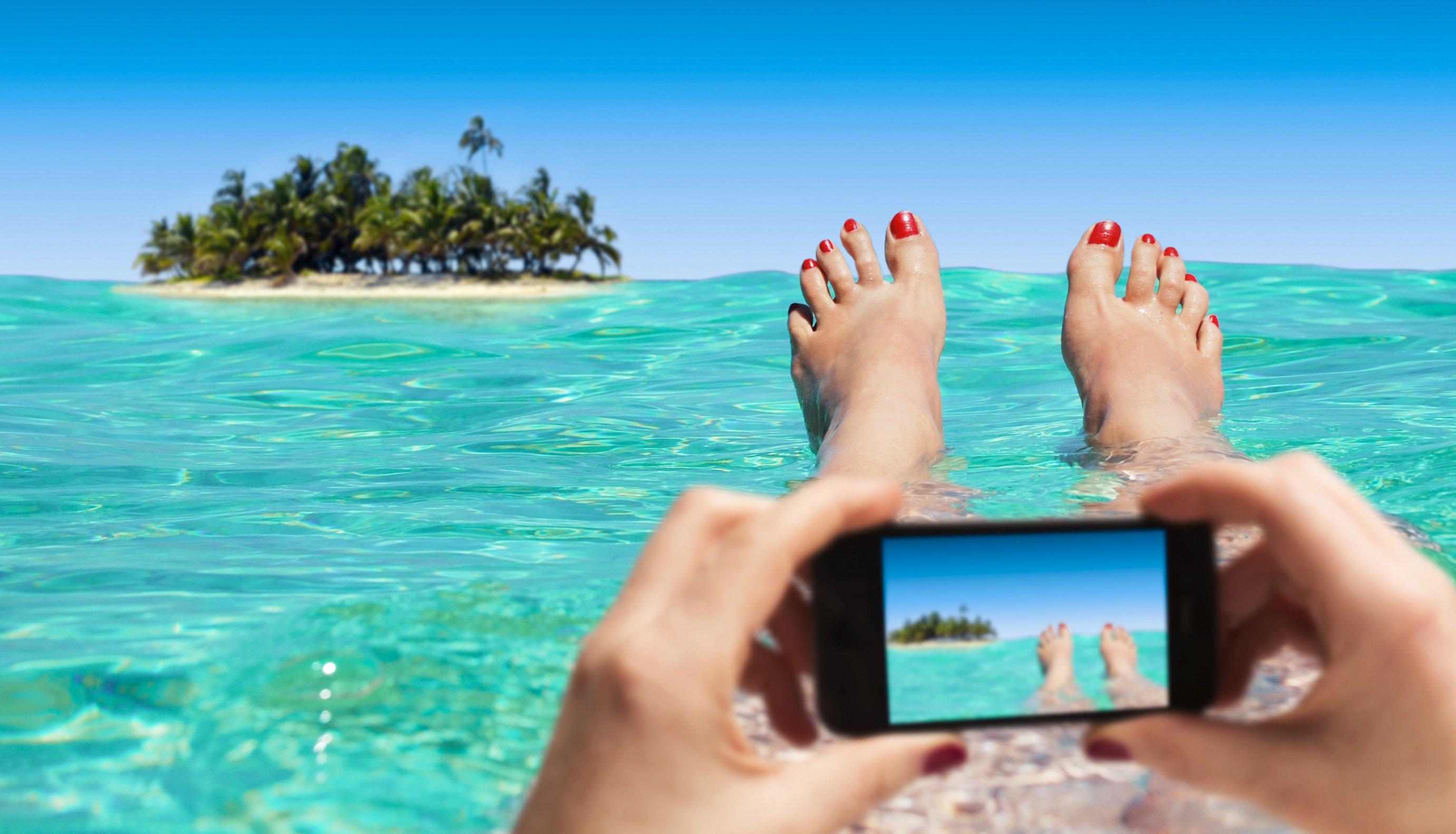 Die schönsten und lustigsten WhatsApp-Urlaubsgrüße