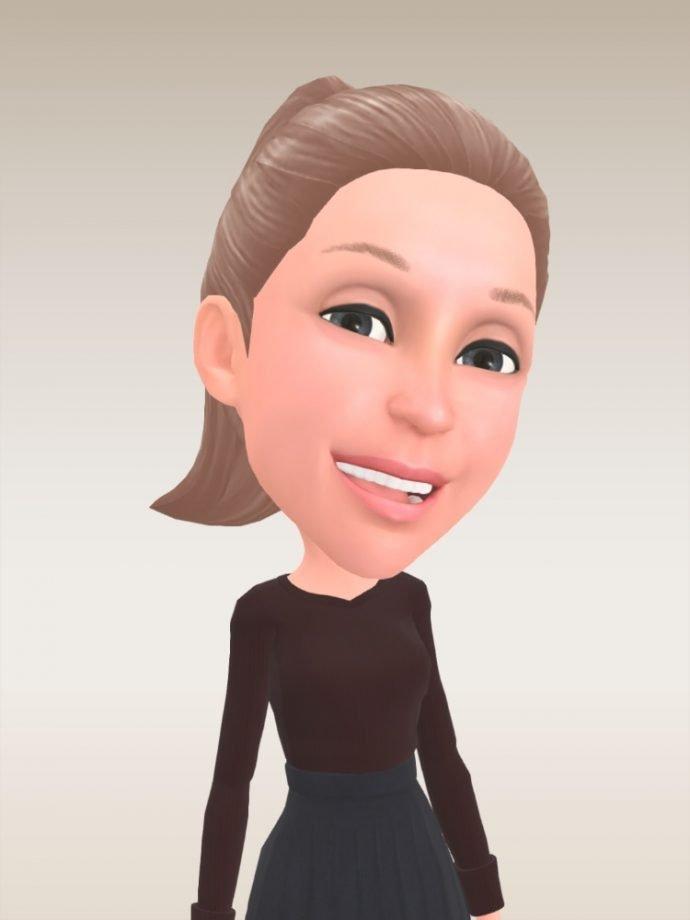 AR-Emoji Rita