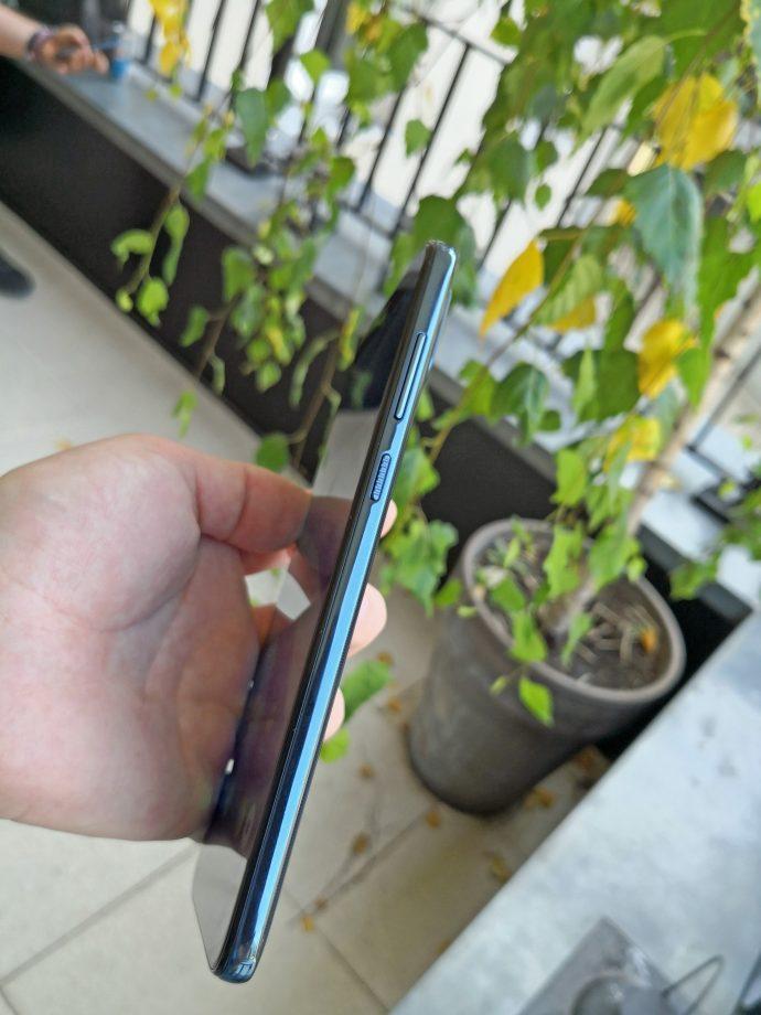 Tasten des HTC U12 life