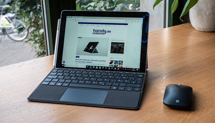 Microsoft Surface Go Test