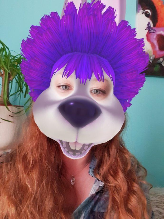 Note 9: Filter mit Löwenkopf