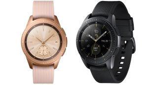Die neue Samsung Galaxy Watch