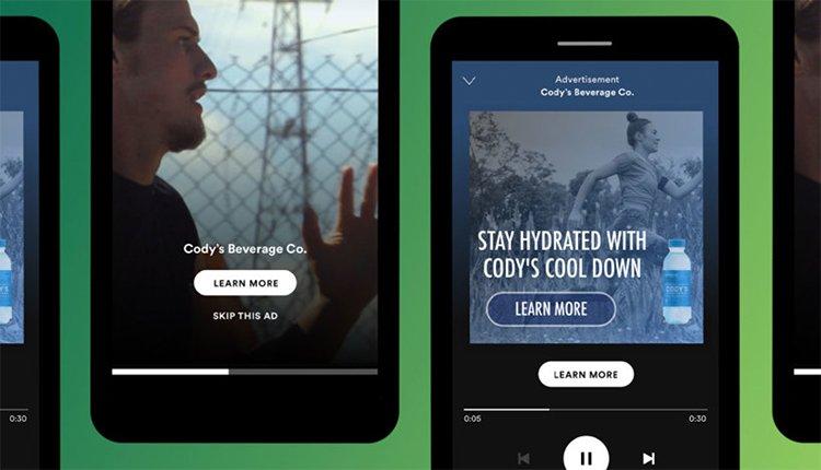 Spotify testet personalisierte Werbung