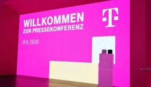 Die Telekom auf der IFA 2018
