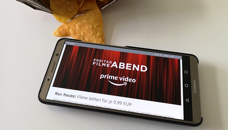 Filme für 99 Cent: Amazon Freitag Filme Abend