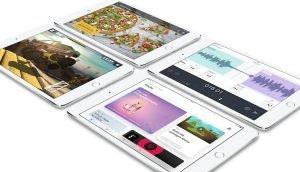 iPad Mini 4 Design