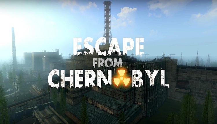 Escape from Chernobyl - Titelbild