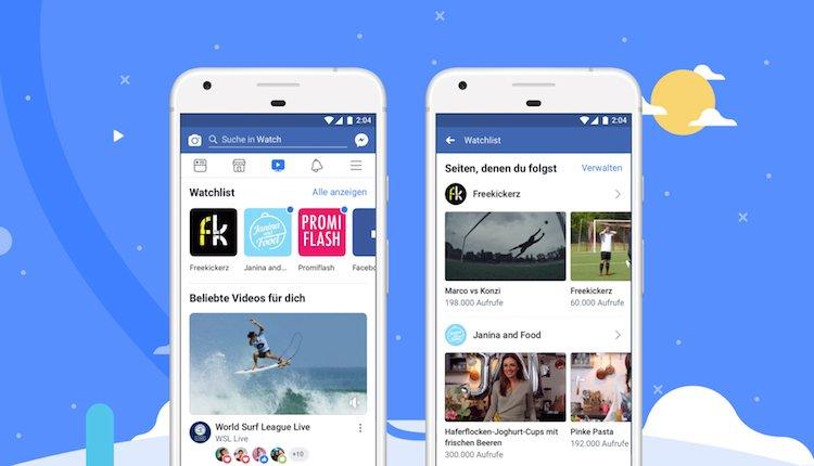 Facebook Watch Videos