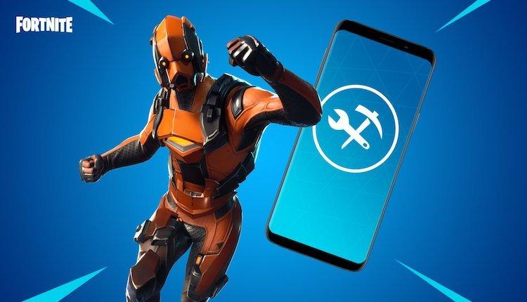 Fortnite für Android Entwicklung