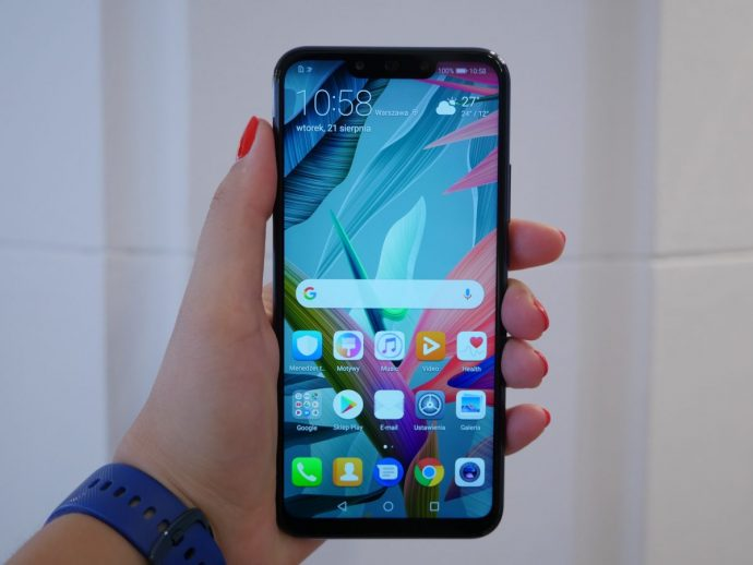 Hands-On in Polen: Das Huawei Mate 20 lite
