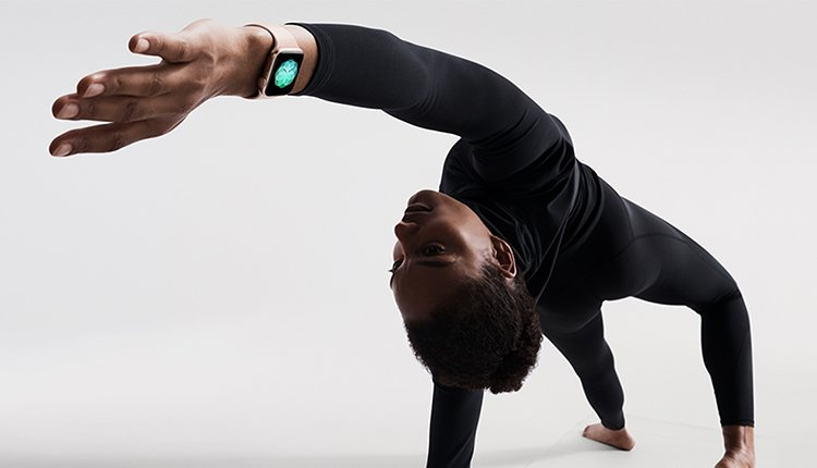 Apple Watch 4 Yoga