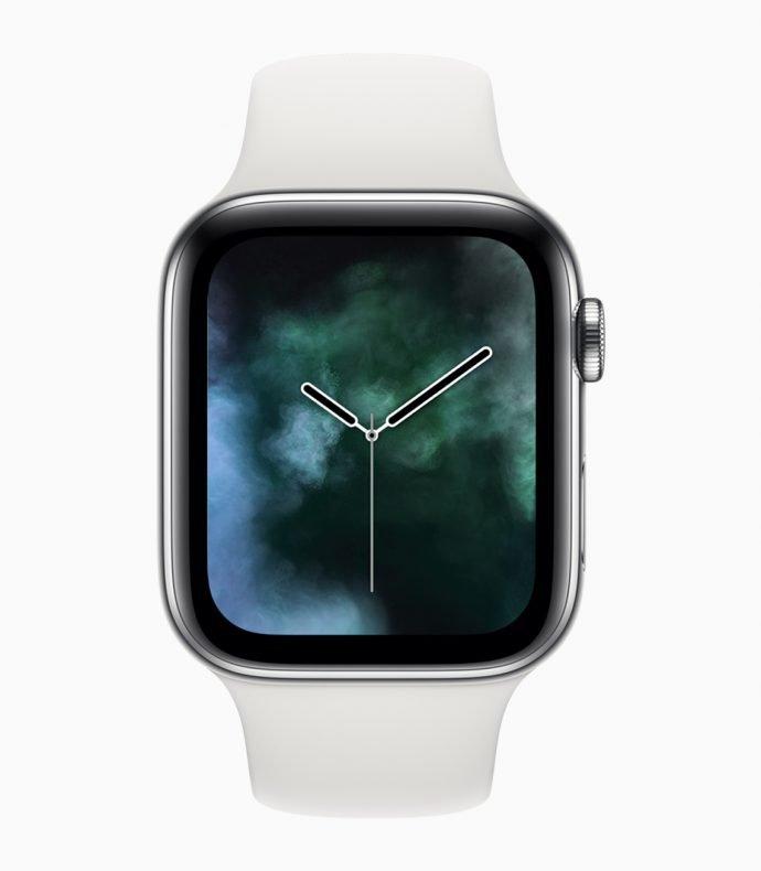 Apple Watch 4 - Vapor Watchface