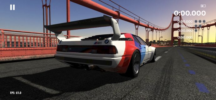 Project Cars Go BMW Hinten