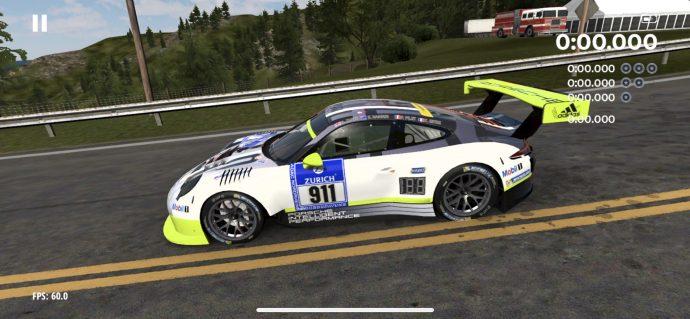 Project Cars Go Porsche Seite