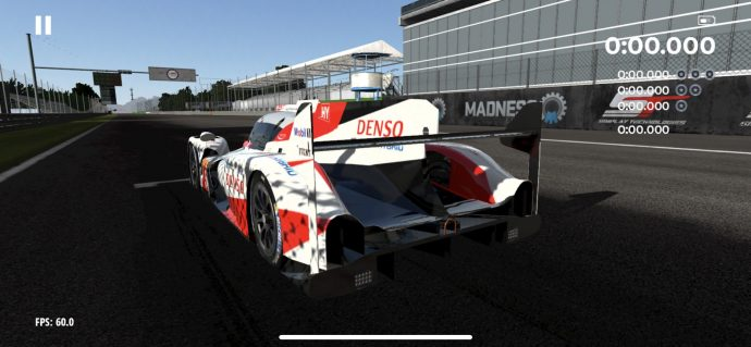Project Cars Go Toyota Rear
